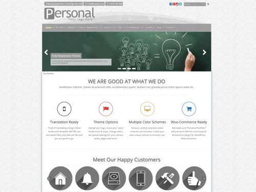 personal-portfolio-wordpress-theme